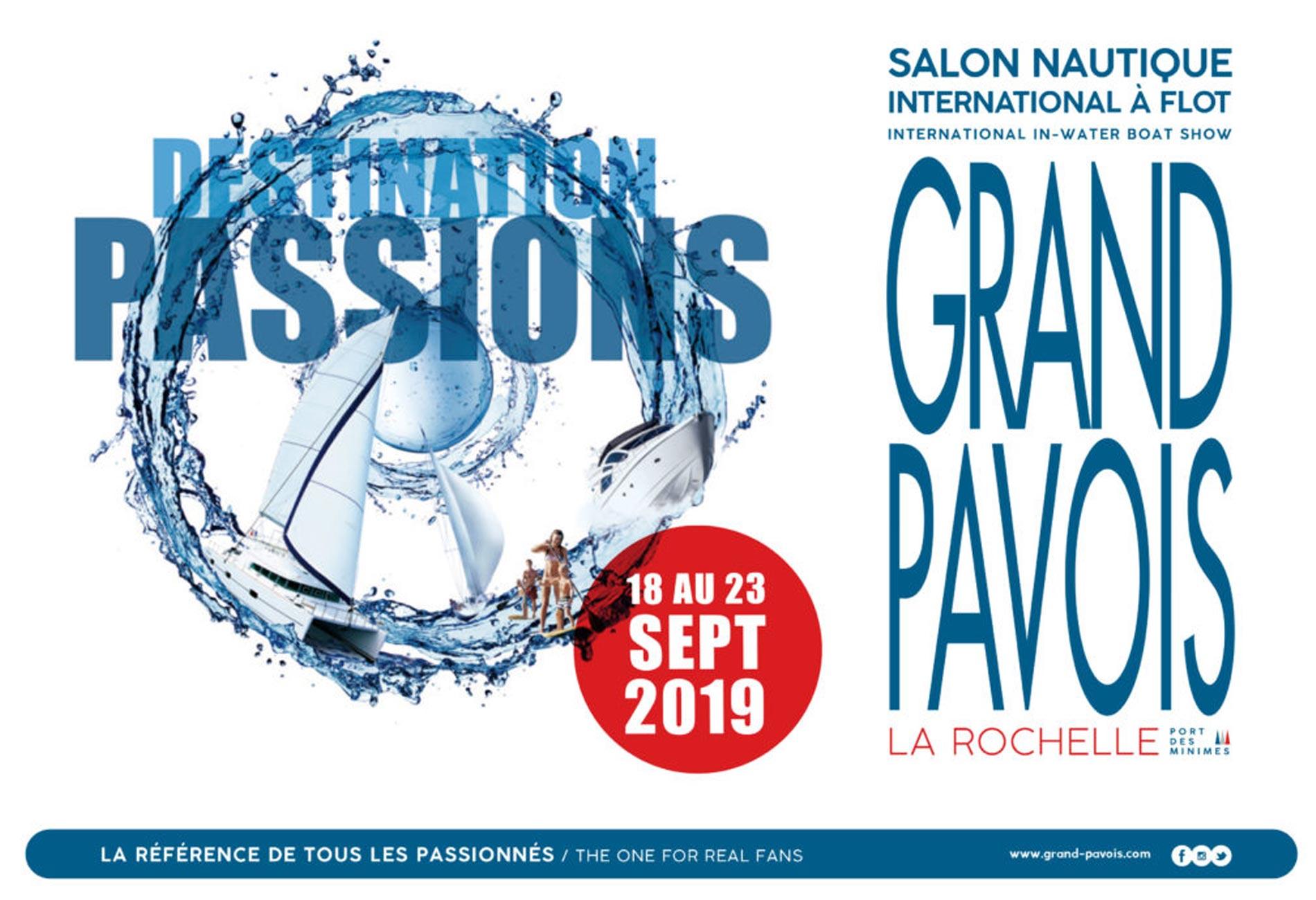 Vincent-Lebailly-au-GrandPavois-nautique-de-la-Rochelle-actualité nautique