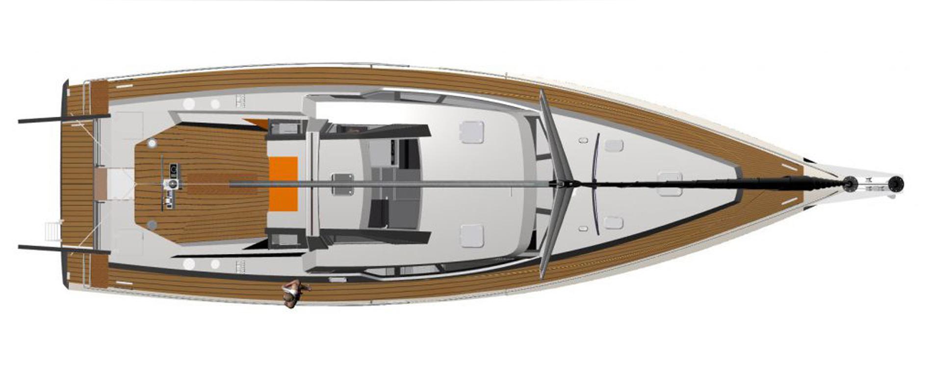 DG52-Vue-plan-Voilier-aluminium-sur-mesure-Architecture-navale-Vincent-Lebailly