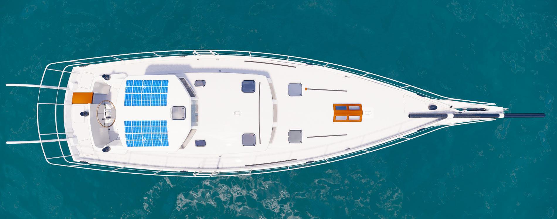 JMN45-schooner-aluminium-custom-Architecture-naval-Vincent-Lebailly-yacht-design-plan