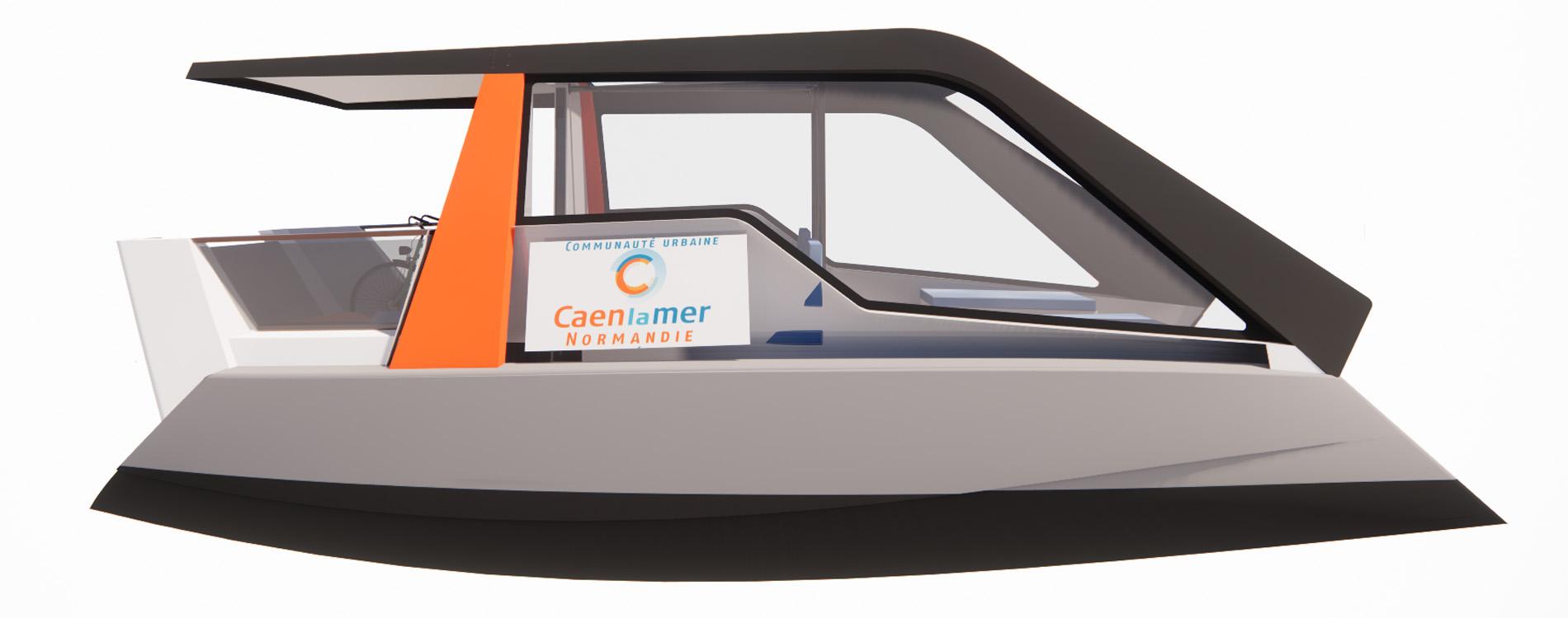 NEAC-autonomous-electric-shuttle-Conception-Vincent-Lebailly-Architecture-naval-maritime-river-Transport