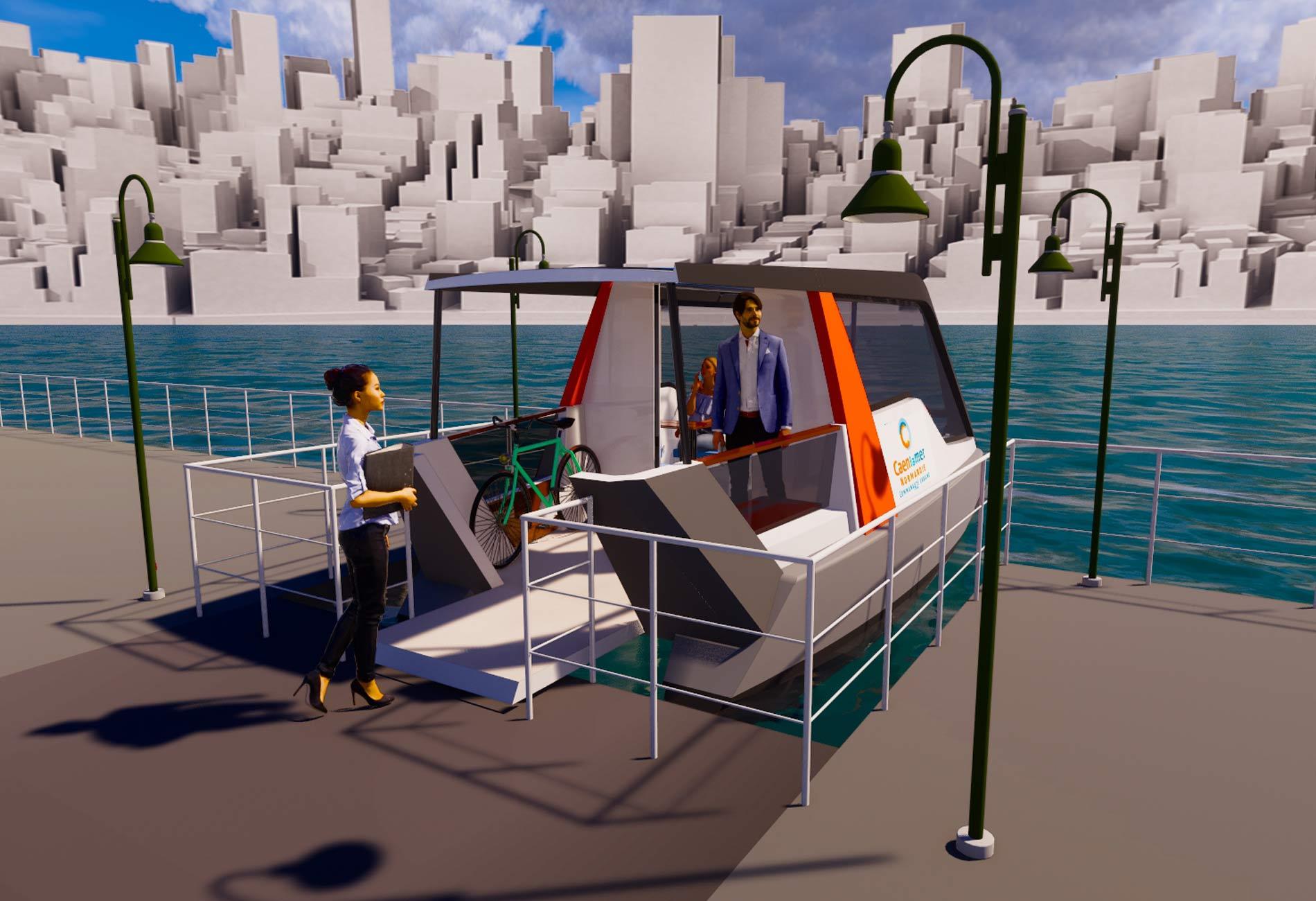 NEAC-Vedette-autonome-Conception-Vincent-Lebailly-Architecture-navale-Transport-maritime-et-fluvial