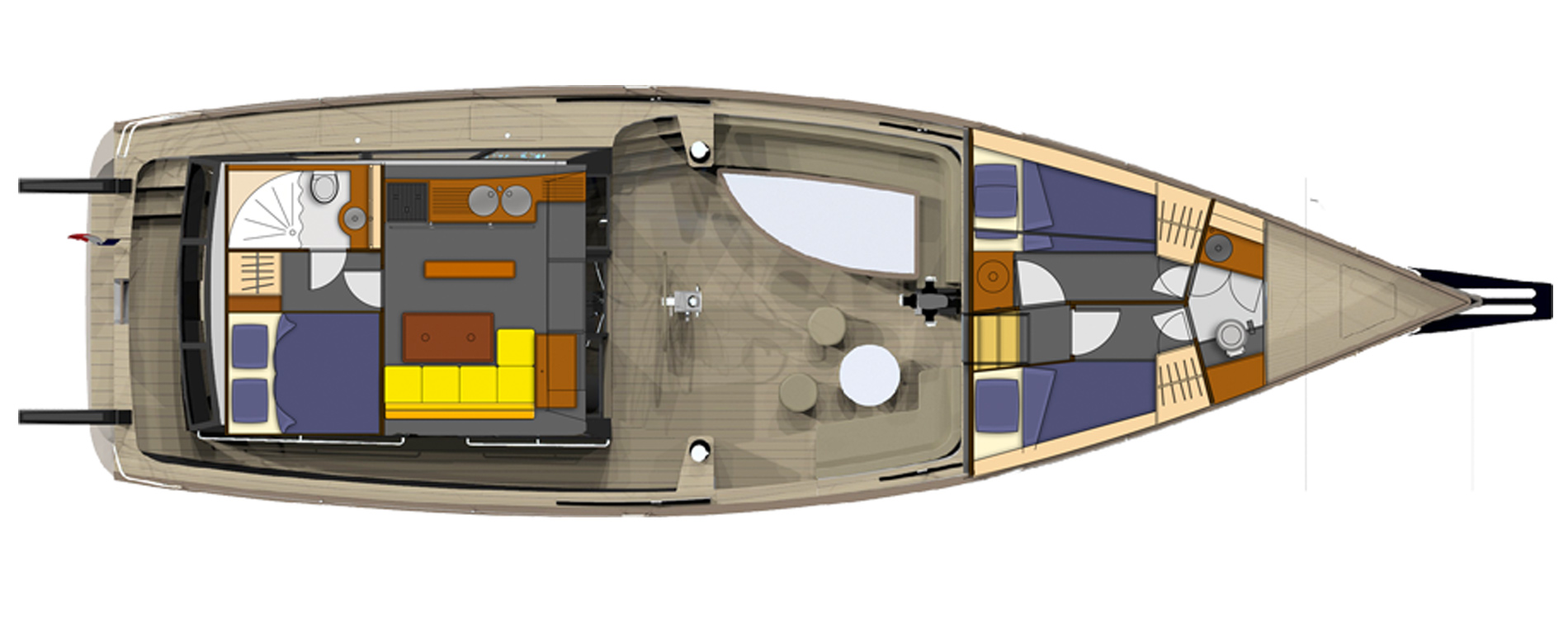 voilier sur-mesure-construction amateur-voilier de voyage