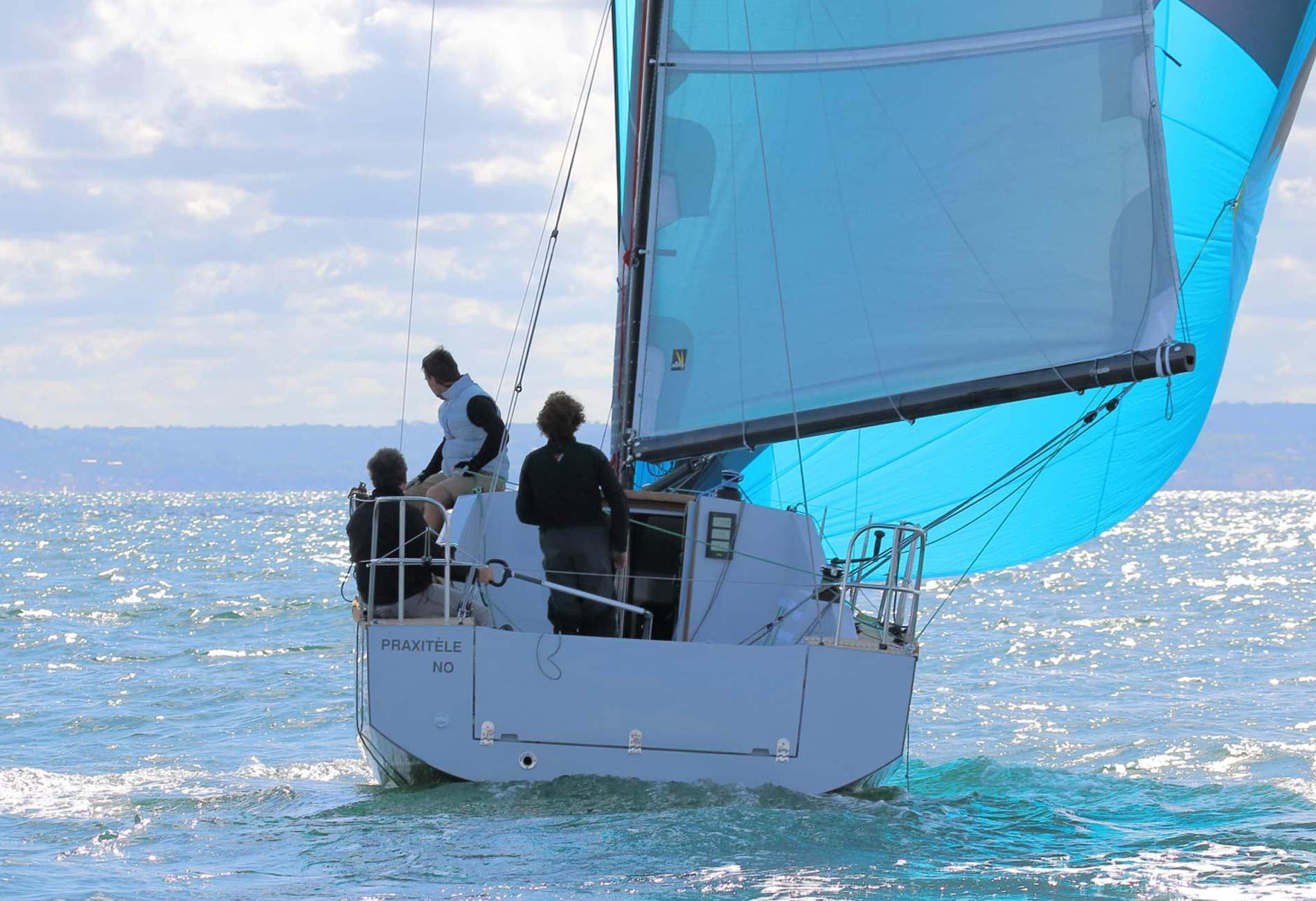 Paroa34-Custom Sailing Yacht-composite-naval architecture-Vincent-Lebailly-Yacht Design