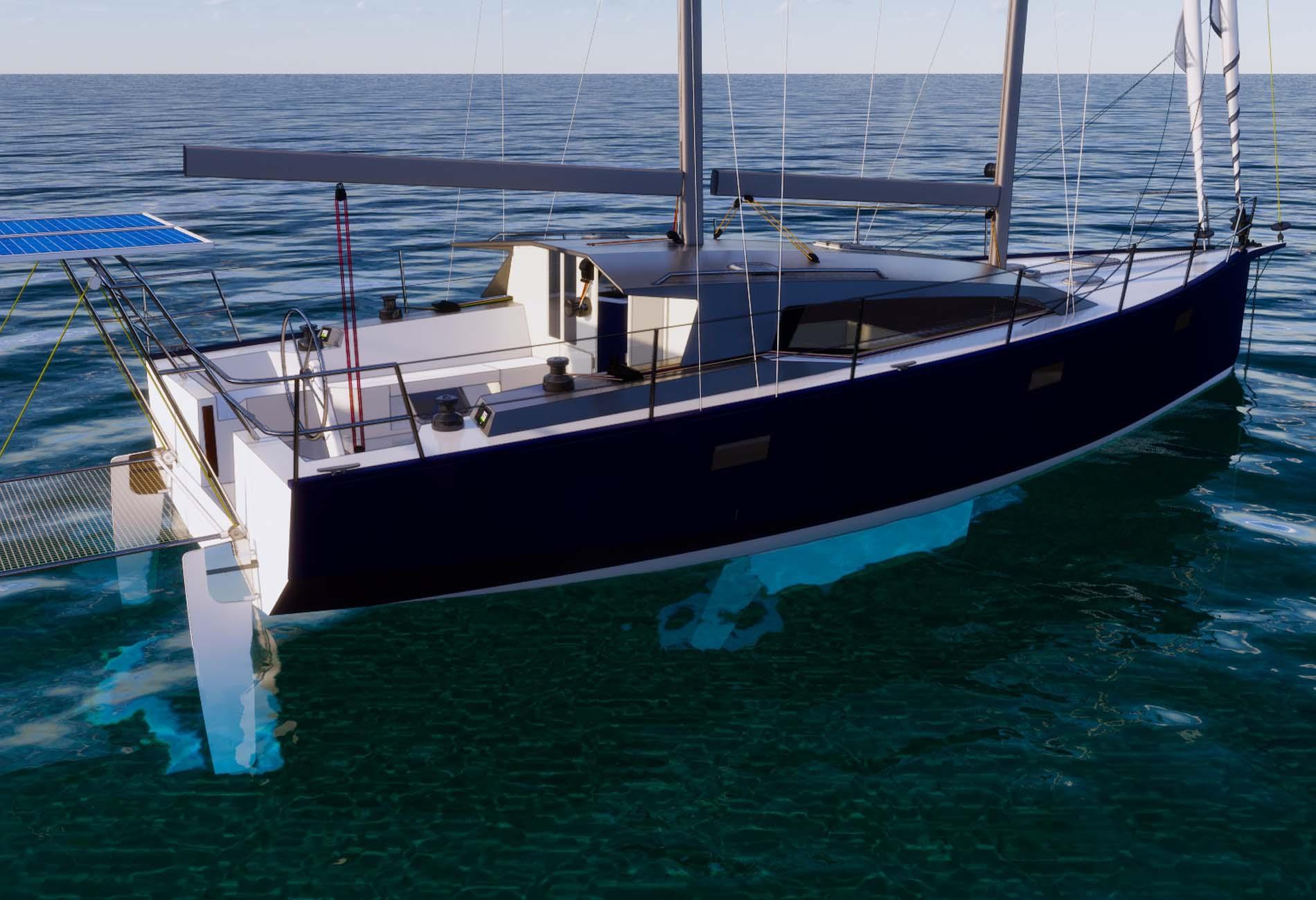 Rasta40-Yacht design-custom sailing yacht-naval architecture-Vincent Lebailly-1