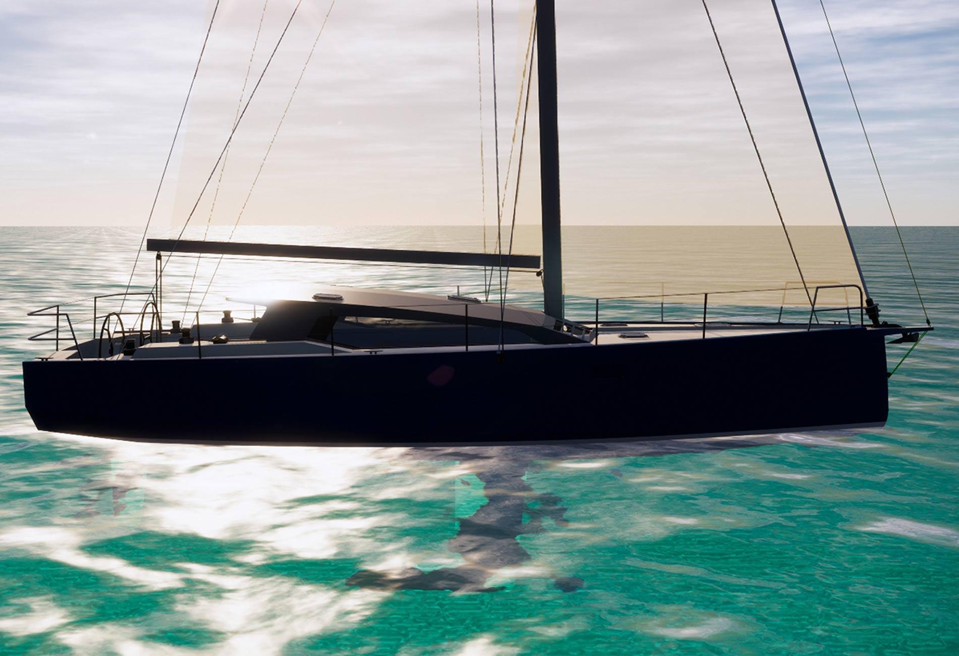 Sword39-voilier composite sur-mesure-Architecte-naval-Vincent-Lebailly