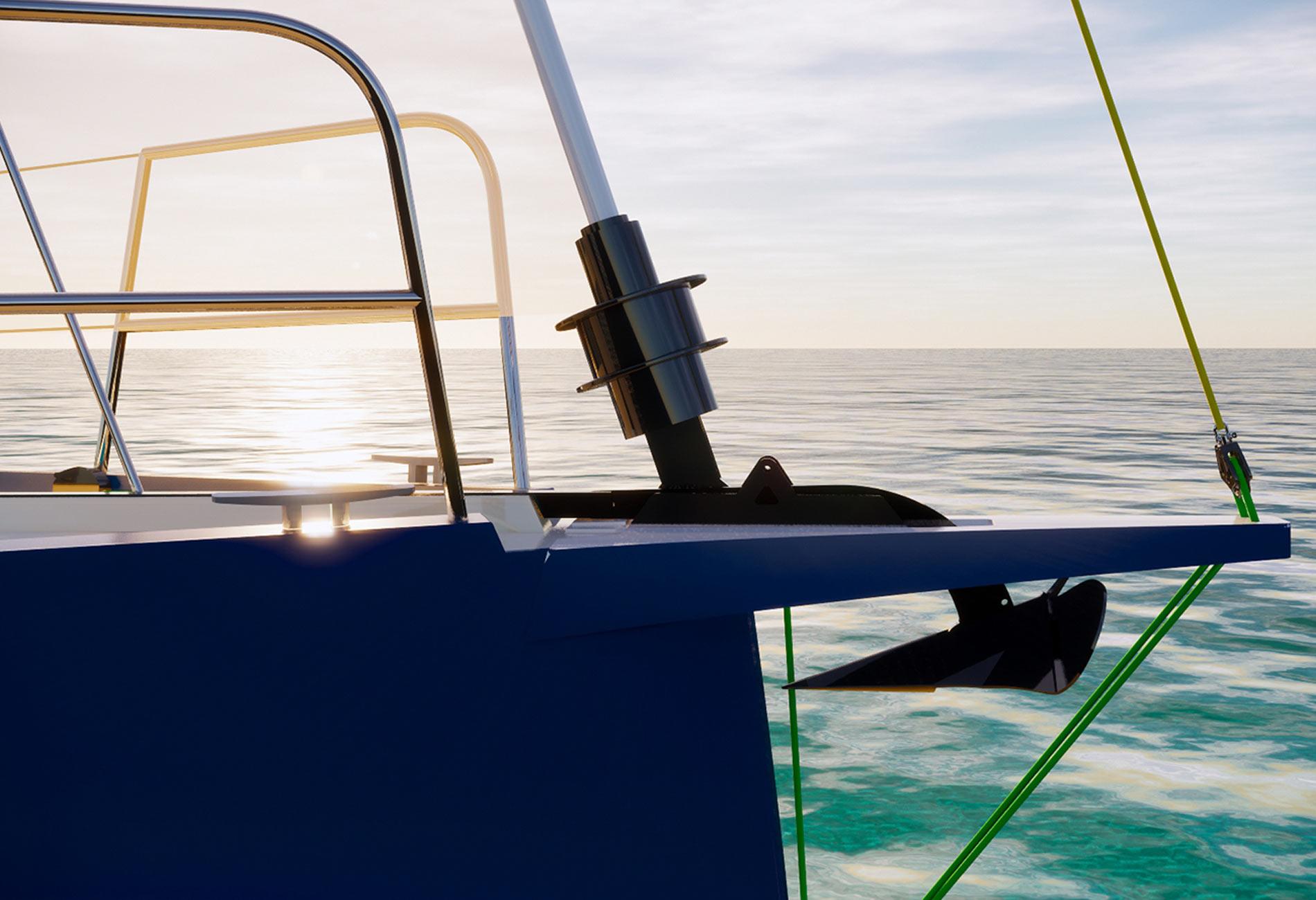 actualité nautique-Sword39-voilier composite sur-mesure-Architecte-naval-Vincent-Lebailly
