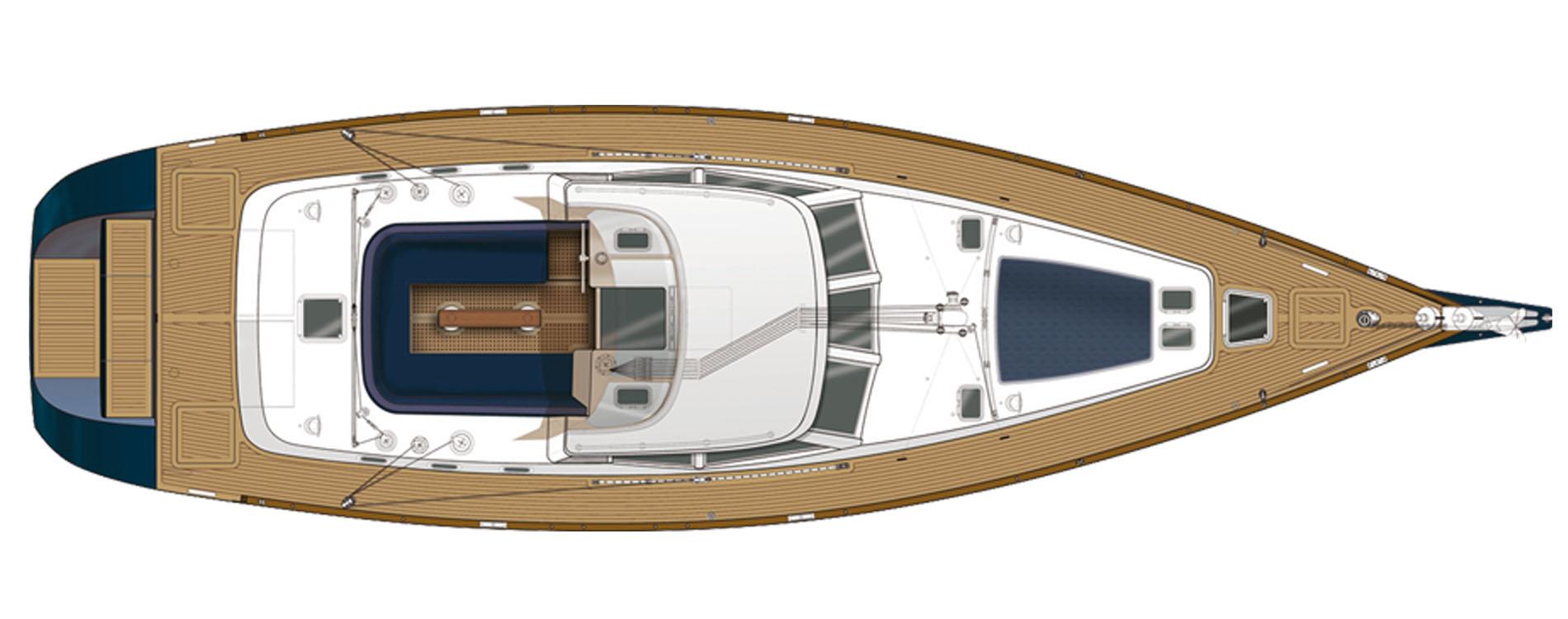 voilier de voyage aluminium-architecture navale-Vincent Lebailly